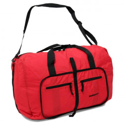 Members Holdall Ultra Lightweight Foldaway Small 39 (Red)