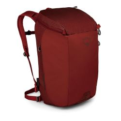 Osprey Transporter Zip (Ruffian Red)