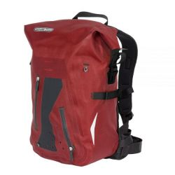 Ortlieb Packman Pro Two 25 (Dark Chili)