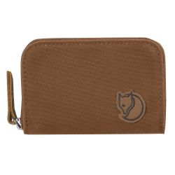 Fjallraven Zip Card Holder (Chestnut)