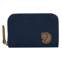 Fjallraven Zip Card Holder (Navy)