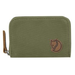 Fjallraven Zip Card Holder (Green)