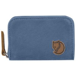 Fjallraven Zip Card Holder (Blue Ridge)