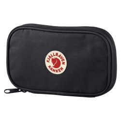 Fjallraven Kanken Travel Wallet (Black)