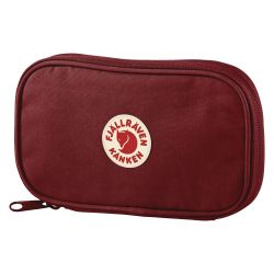 Fjallraven Kanken Travel Wallet (Ox Red)