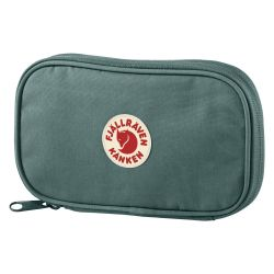 Fjallraven Kanken Travel Wallet (Frost Green)