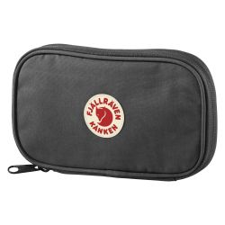 Fjallraven Kanken Travel Wallet (Super Grey)