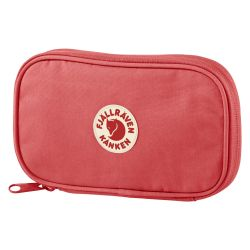 Fjallraven Kanken Travel Wallet (Peach Pink)