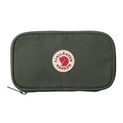 Fjallraven Kanken Travel Wallet (Deep Forest)