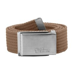 Fjallraven Merano Canvas Belt (Dark Sand)