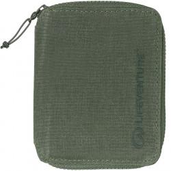 Lifeventure RFID Bi-Fold Wallet (Olive)