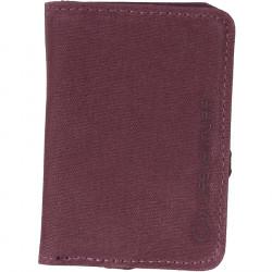 Lifeventure RFID Card Wallet (Aubergine)