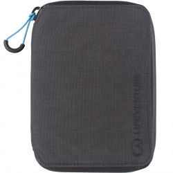Lifeventure RFID Mini Travel Wallet (Black)