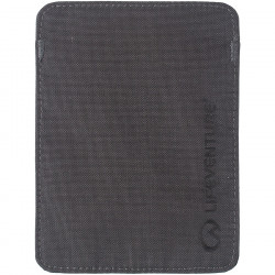Lifeventure RFID Passport Wallet (Black)