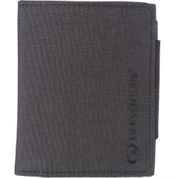 Lifeventure RFID Tri-Fold Wallet (Black)