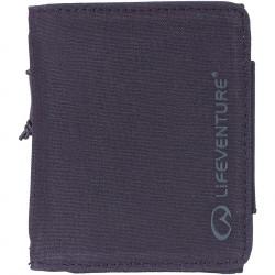 Lifeventure RFID Tri-Fold Wallet (Navy)