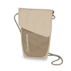 Lifeventure Body Wallet Chest (Fawn)