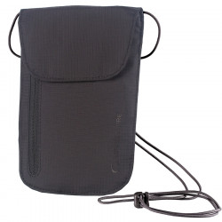 Lifeventure Hydroseal Body Wallet Chest (Black)