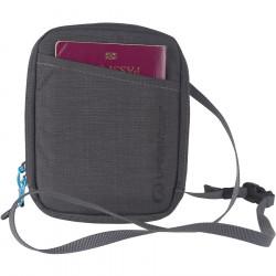Lifeventure RFID Travel Neck Pouch (Black)