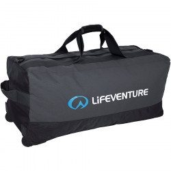 Lifeventure Expedition Duffle Wheeled (Black)