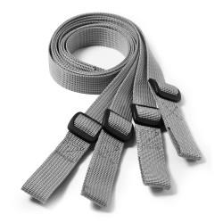 Комплект строп для підрамника, сірий