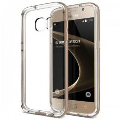 VERUS Galaxy S7 Crystal Bumper - Shine Gold