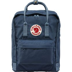 Fjallraven Kanken (Royal Blue-Goose Eye)