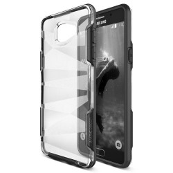 VERUS Galaxy A7 2016 Shine Guard - Black