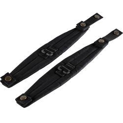 Fjallraven Kanken Shoulder Pads (Black)