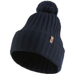 Fjallraven Byron Pom Hat (Dark Navy)