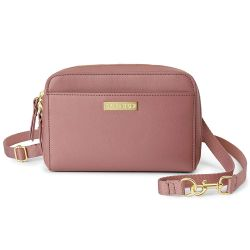 Skip Hop Greenwich Convertible Hip Pack (Dusty Rose)