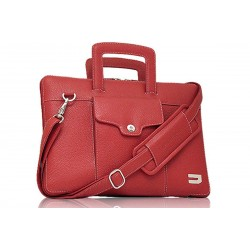 Urbano Compact Attache (Macbook Air 11 - Red)