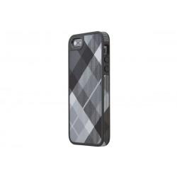 Speck FabShell MegaPlaid Black (iPhone SE/5/5s)
