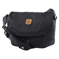 Fjallraven Greenland Shoulder Bag (Black)