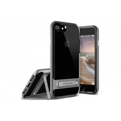 Verus Crystal Bumper Steel Silver (iPhone 7)