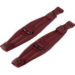 Fjallraven Kanken Shoulder Pads (Ox Red)
