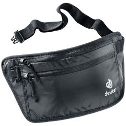 Deuter Security Money Belt II RFID Block (Black)