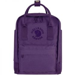 Fjallraven Re-Kanken Mini (Deep Violet)
