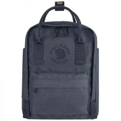 Fjallraven Re-Kanken Mini (Slate)