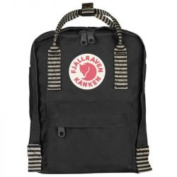 Fjallraven Kanken Mini (Black-Striped)