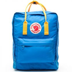 Fjallraven Kanken (UN Blue-Warm Yellow)