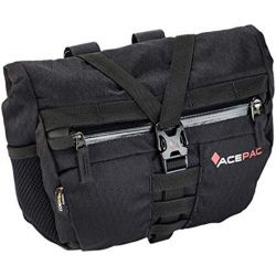 Acepac Bar Bag (Black)