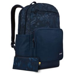 "Case Logic Query 29L 15.6"" (Dress Blue Floral/DrBl)"