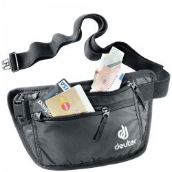 Deuter Security Money Belt I RFID Block (Black)