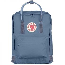 Fjallraven Kanken (Blue Ridge-Random Blocked)