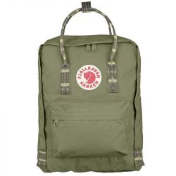 Fjallraven Kanken (Green-Folk Pattern)