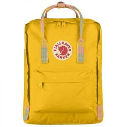 Fjallraven Kanken (Warm Yellow-Random Blocked)