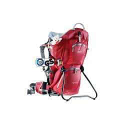 Deuter Kid Comfort 2 Cranberry Fire