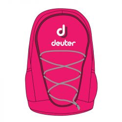 Deuter Mini GoGo (Magenta Blackbaery)