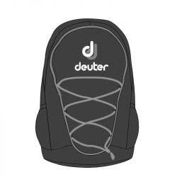 Deuter Mini GoGo (Black Titan)